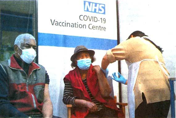 ศึกวัคซีนโควิดฯ