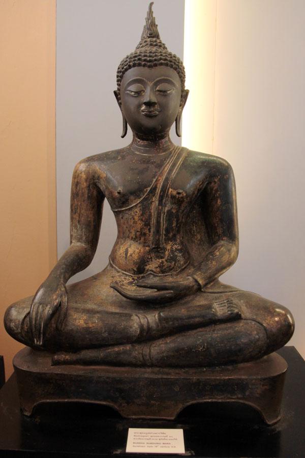 จารึกในพิพิธภัณฑสถานแห่งชาติ ชัยนาทมุนี (ยังไม่มีการอ่าน-แปล)