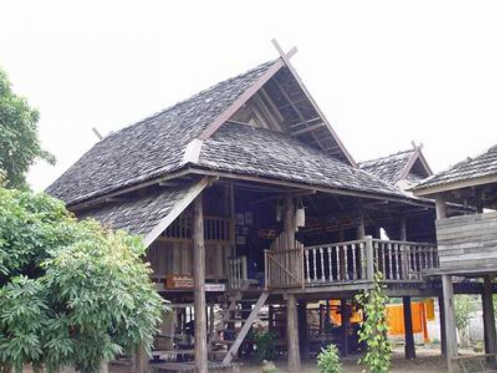 พิพิธภัณฑ์ชุมชนวัดหนองบัว ตำบลป่าคา อำเภอท่าวังผา จังหวัดน่าน